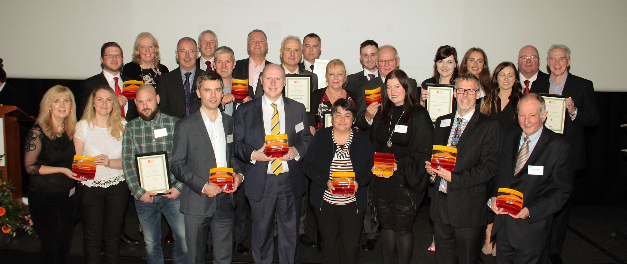 Congratulations to all winners and highly commended - Chamber Business Awards 2016 page banner image
